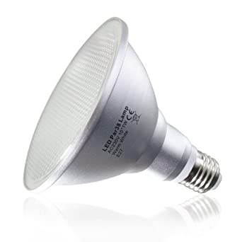 1 st ck e27 par38 led strahler warmweiss 12w high power lampe fassung licht smd 3000k de109. Black Bedroom Furniture Sets. Home Design Ideas