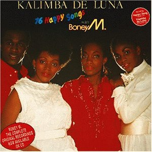 Boney M. - Kalimba de Luna (16 Happy Songs) - Zortam Music