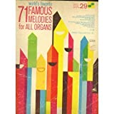 img - for 71 Famous Melodies All Organs: (WFS 29) book / textbook / text book