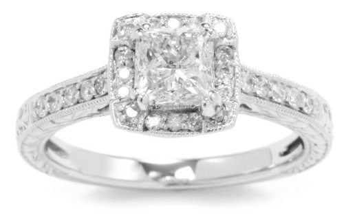 Kobelli-1-15-cttw-Round-and-Princess-Cut-Diamond-Engagement-Ring-Size-85