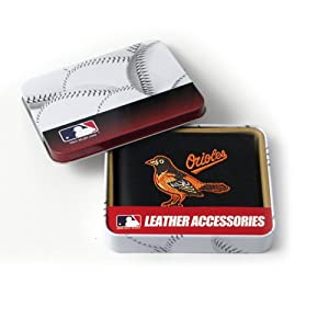 Baltimore Orioles Embroidered Billfold by Rico