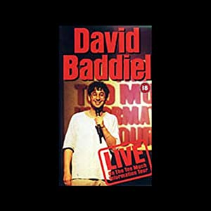 David Baddiel Radio/TV Program