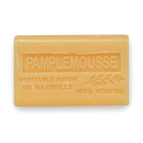 (南仏産マルセイユソープ)SAVON de Marseille グレープフルーツの香り(SP023)(125g)