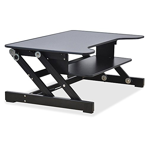 Lorell Sit To Stand Monitor Riser Llr81974 Import It All