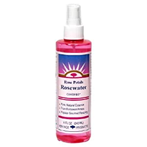 Heritage Store - Flower Waters, Rosewater, 8 oz