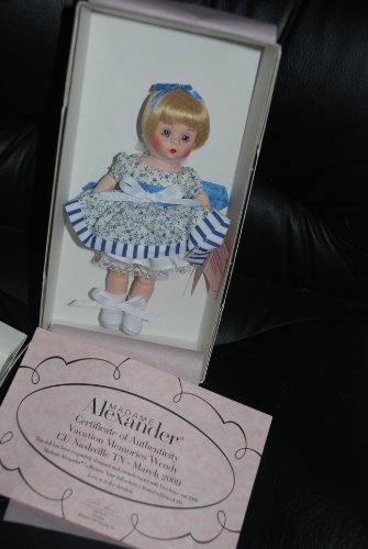 Vacation Memories Wendy Madame Alexander 8'' Doll