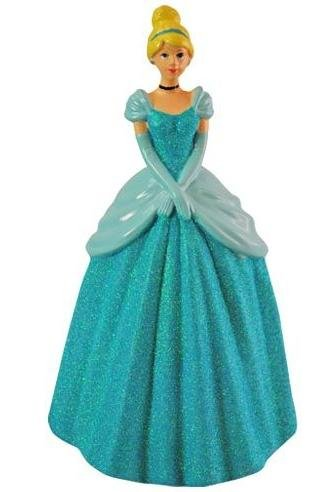 "Cinderella Ceramic Coin Bank - approx 10.2"" tall - 1"