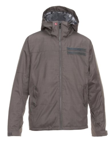 Quiksilver Player Men's Jacket Smoke Medium