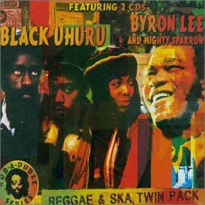 Reggae & Ska Twin Pack: Black Uhuru/Byron Lee & Mighty Sparrow