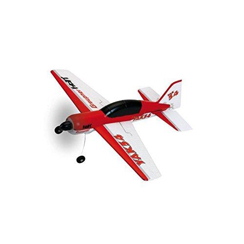 Graupner-9906HOTT-Yak-54-RFH-410-RC-Elektro-Flugmodell