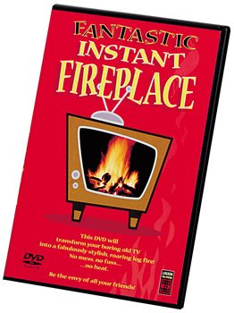 Instant Fireplace DVD - 1
