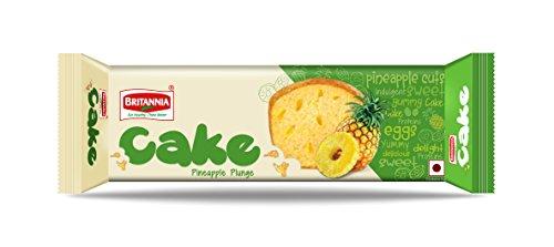 Britannia Cake - Pineapple Plunge, 65g Pack