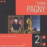 echange, troc Florent Pagny - Coffret 2 CD : Baryton / Ailleurs Land
