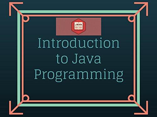 Introduction to Java Programming - Season 1