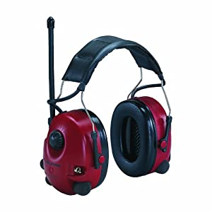 3M Peltor Alert Hearing Protector with AM FM Tuner by 3M