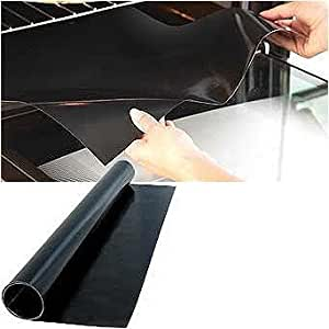 3x Heavy Duty Teflon Non Stick Oven Liners 40cm x 50cm PERFECT FOR FAN ASSISTED OVENS