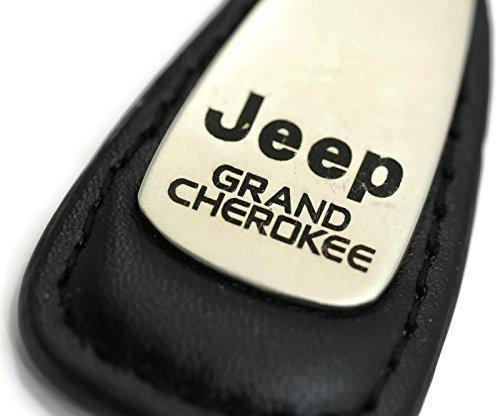 dantegts-jeep-grand-cherokee-goutte-en-cuir-porte-cles-anneau-porte-cles-porte-cles-noir