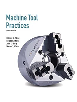 machine tool practices 9th edition