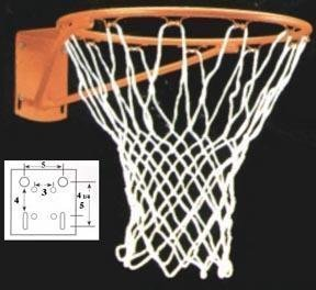 Porter Super Basketball Goal by Olympia Sports