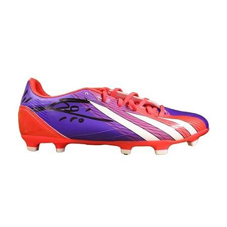 Leo Messi Signed Pink AdiZero III Adidas Boot