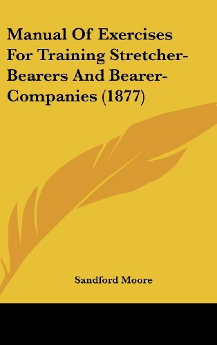 Manual Of Exercises For Training Stretcher-Bearers And Bearer-Companies (1877)