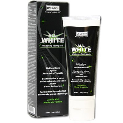 Dr. Collins All White Whitening Toothpaste