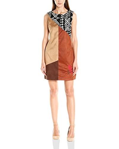 Desigual Kleid Manuela braun