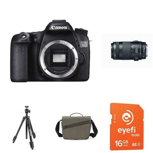 Canon EOS 70D Body - купить в Media Markt Москва Цена