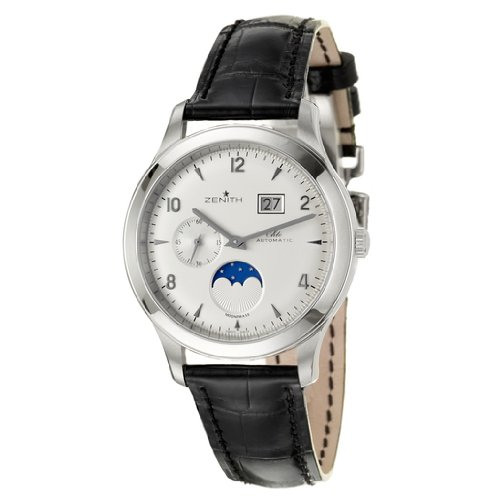 Zenith Class Moonphase Grande Date Men's Automatic Watch 03-1125-691-01-C490