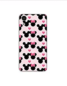 HTC Desire 626 nkt03 (52) Mobile Case by SSN