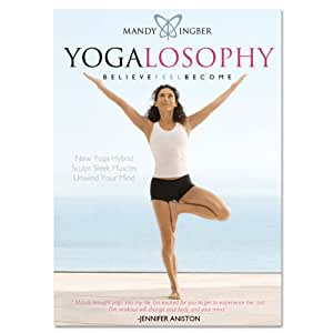 Mandy Ingber's Yogalosophy Workout DVD
