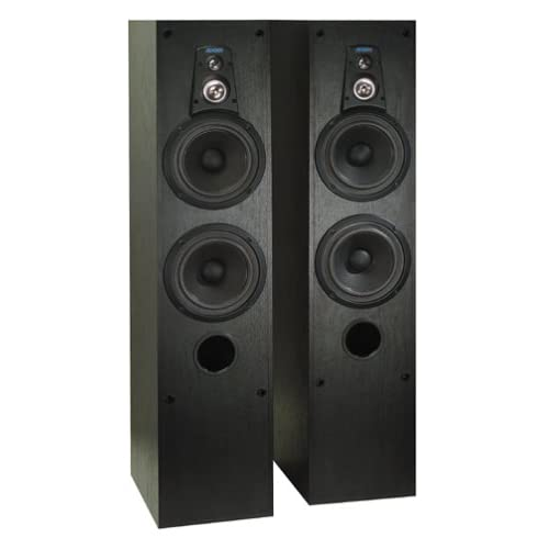 Jensen C7 3-Way Bass Reflex Tower Speaker (single) (Discontinued by