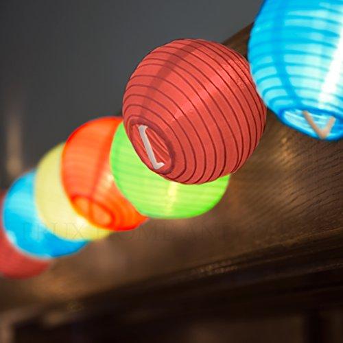 String Lights Hooks : String Lights Lanterns Mini Nylon Hanging Hooks Wall Yard Window Bedrooms Dorm