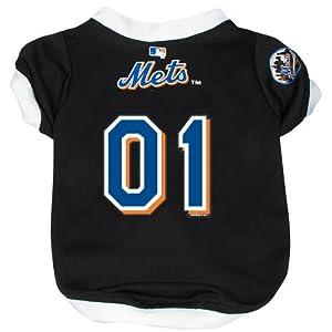 MLB New York Mets Pet Jersey,  Large