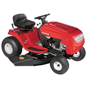 MTD 13BC762F000 Yard Machines 10.5 HP Riding Lawn Mower, 38-Inch image