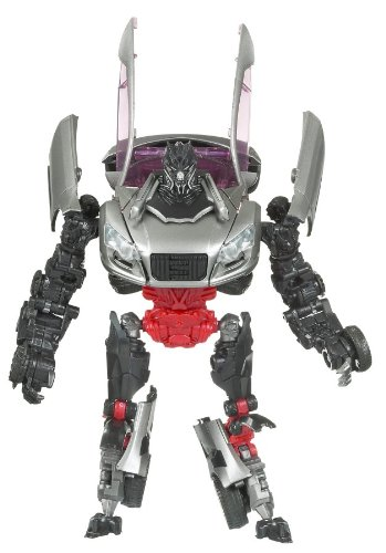 Transformers Movie 2 Deluxe Sideways