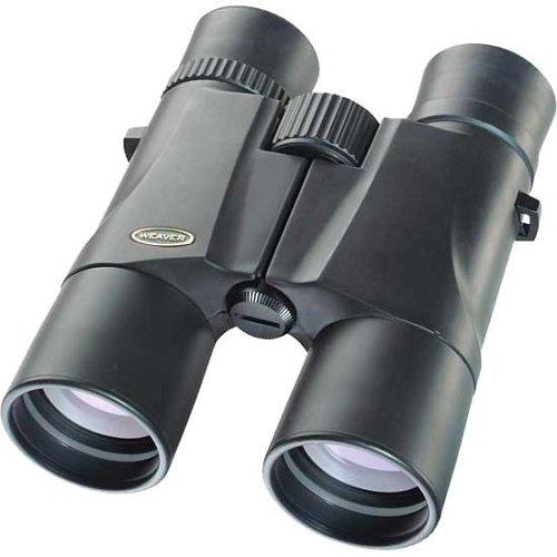 Weaver 10X42 Classic Binoculars (Black Matte)