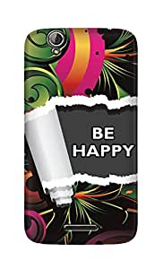 SWAG my CASE Printed Back Cover for Acer Liquid Z630s
