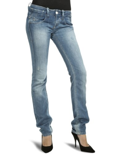 Fornarina Women's Beth Jeans Blue Rabow  26W x 34L