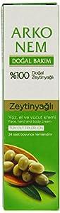 Arko 20ml Nem Natural Care Olive Oil Cream