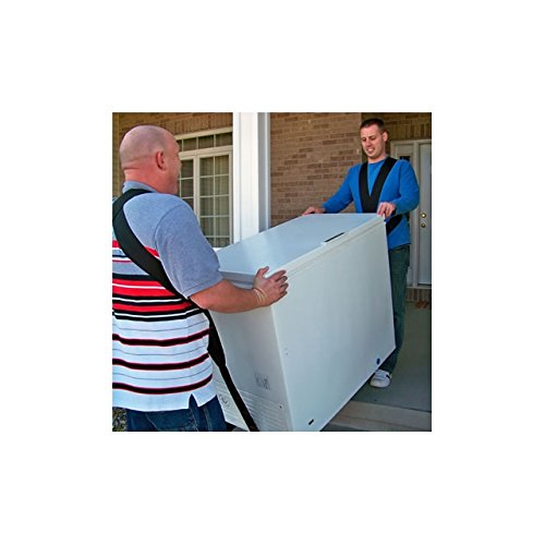 Large Furniture Moving Harness Lifting Straps Forearm Dolly 3 Piece Shoulder Set Ebay