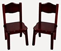 Big Sale Guidecraft Classic Chairs - Set of 2