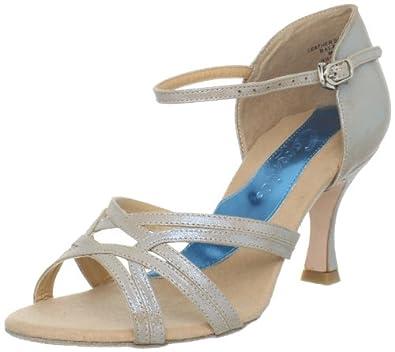 Buy Capezio Ladies Dancesport Katusha 2.5 Inch Sandal by Capezio