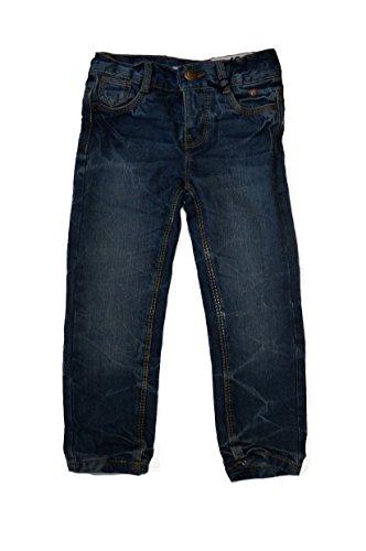 Mexx - Kids Girls Pant Wo, Jeans da bambine e ragazze, blu(blau (906)), taglia produttore: 122