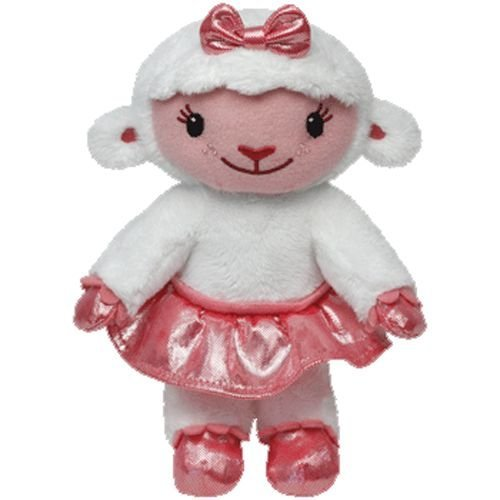 Lambie Lamb Beanie Medium - Stuffed Animal by Ty (90155) by Ty Beanies - 1