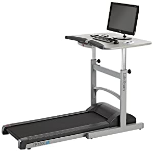 Lifespan Tr1200-dt Treadmill Desk 2013 Model