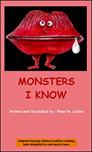 MONSTERS I KNOW (STUFF I KNOW COLLECTION / Ages 7 to 9  (Rhyming Children Bedtime Short Stories)