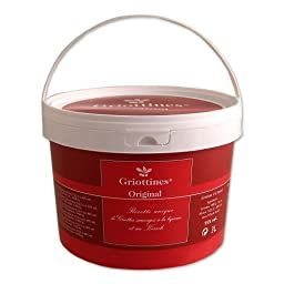 Wild Morello Cherries in Brandy - Guinettes - 3Lt-Jar