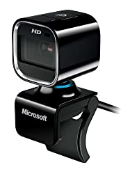 Microsoft LifeCam HD-6000 for Notebook for Business