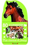 Mes gommettes - chevaux et poneys